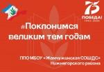 ППО МБОУ Жемчужинская СОШДС